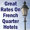 NEW ORLEANS FRENCH QUARTER HOTEL LODGING