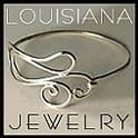 ART NOVEAU JEWELRY LOUISIANA